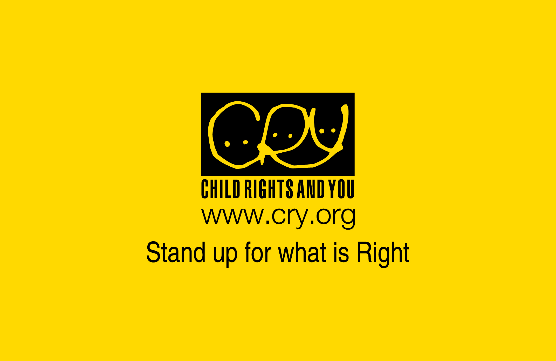 CRY – Child Rights and You
