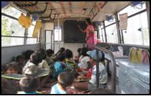Door Step School: Education now goes to every doorstep