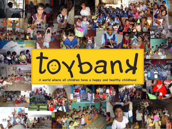A toy in the hands of every child – Toybank