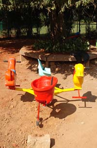 Kilikili: Play Areas for Children with Special Needs