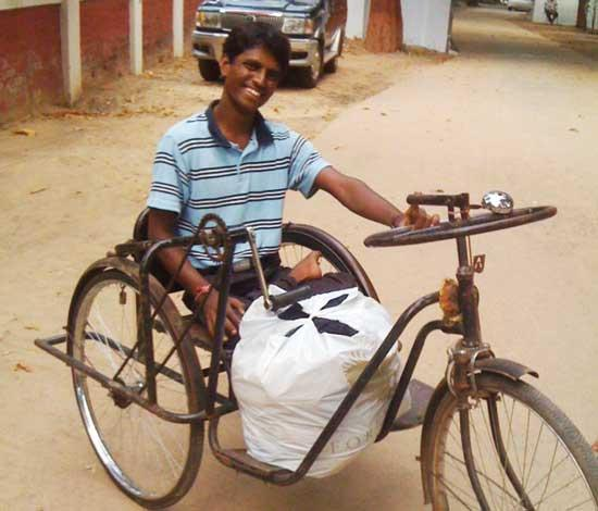 TBI Inspirations: Raghu – When Determination Conquers Disability