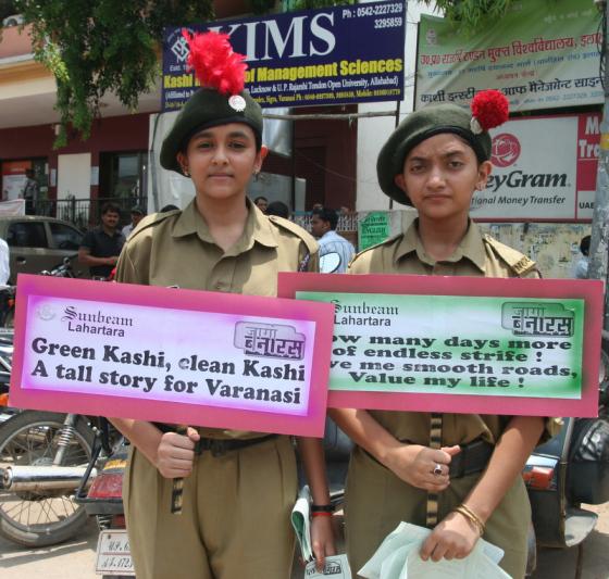 'Jago Banaras' – A Campaign To Clean India's Spiritual Capital
