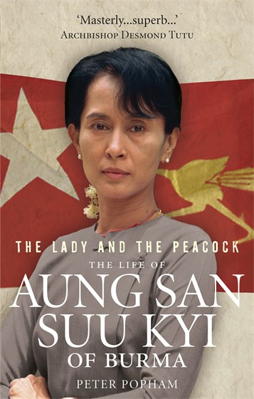 TBI Giveaway #4: The Lady And The Peacock – The Life of Aung San Suu Kyi of Burma