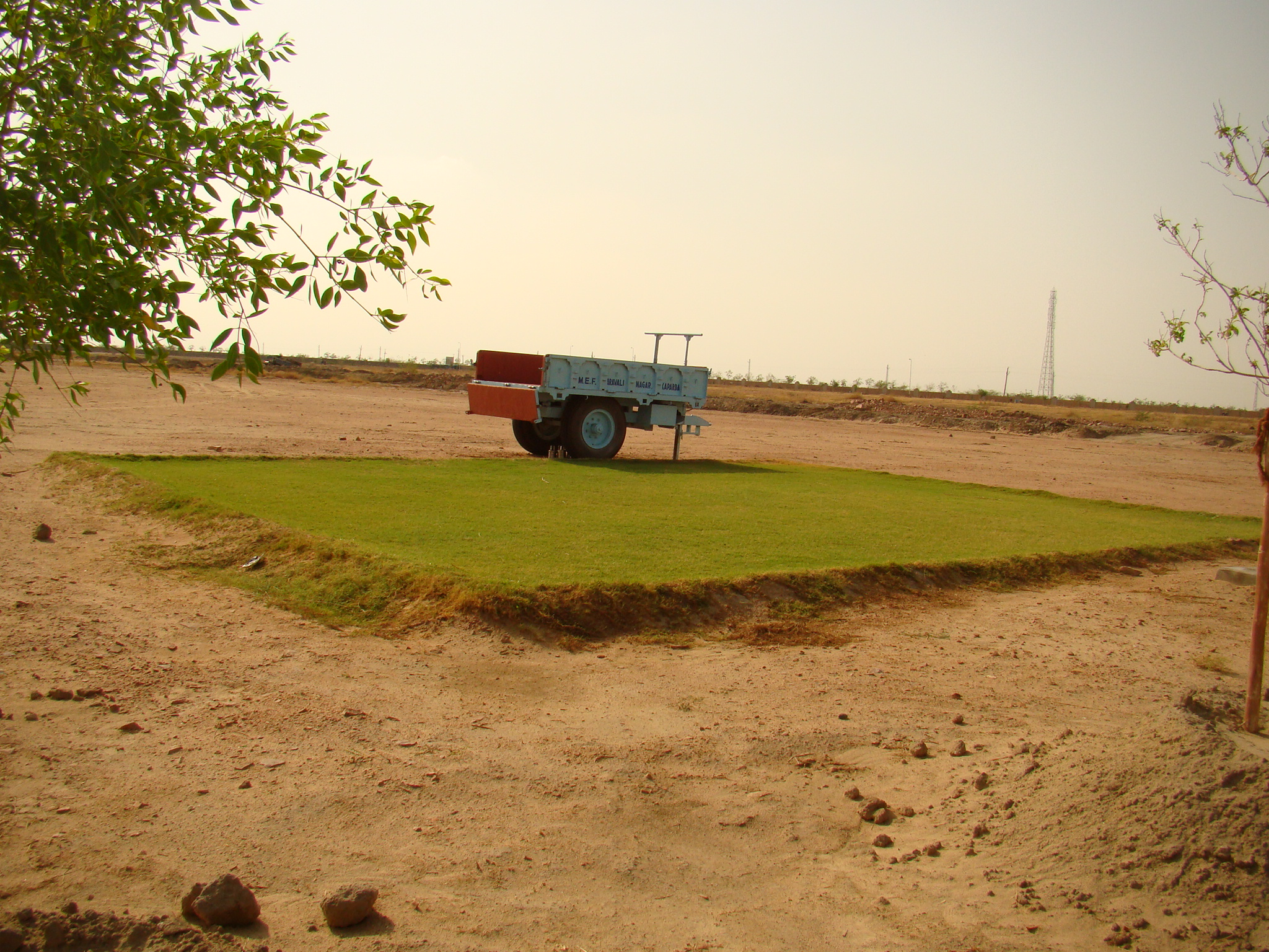 Aravali Institute of Management: The Story Of Breathing Life Into A Barren Land