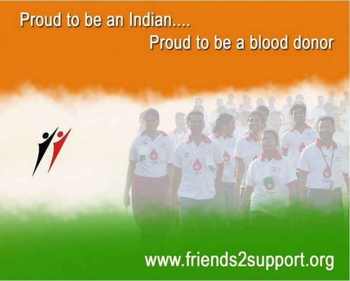 Friends2Support – Friends By 'Blood' Relation