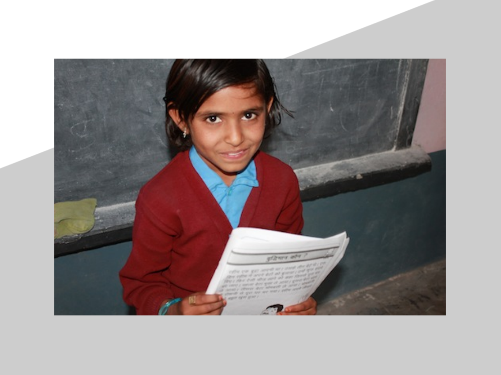 Educate Girls – Enabling Communities In Rural Rajasthan To Send Their Daughters To School
