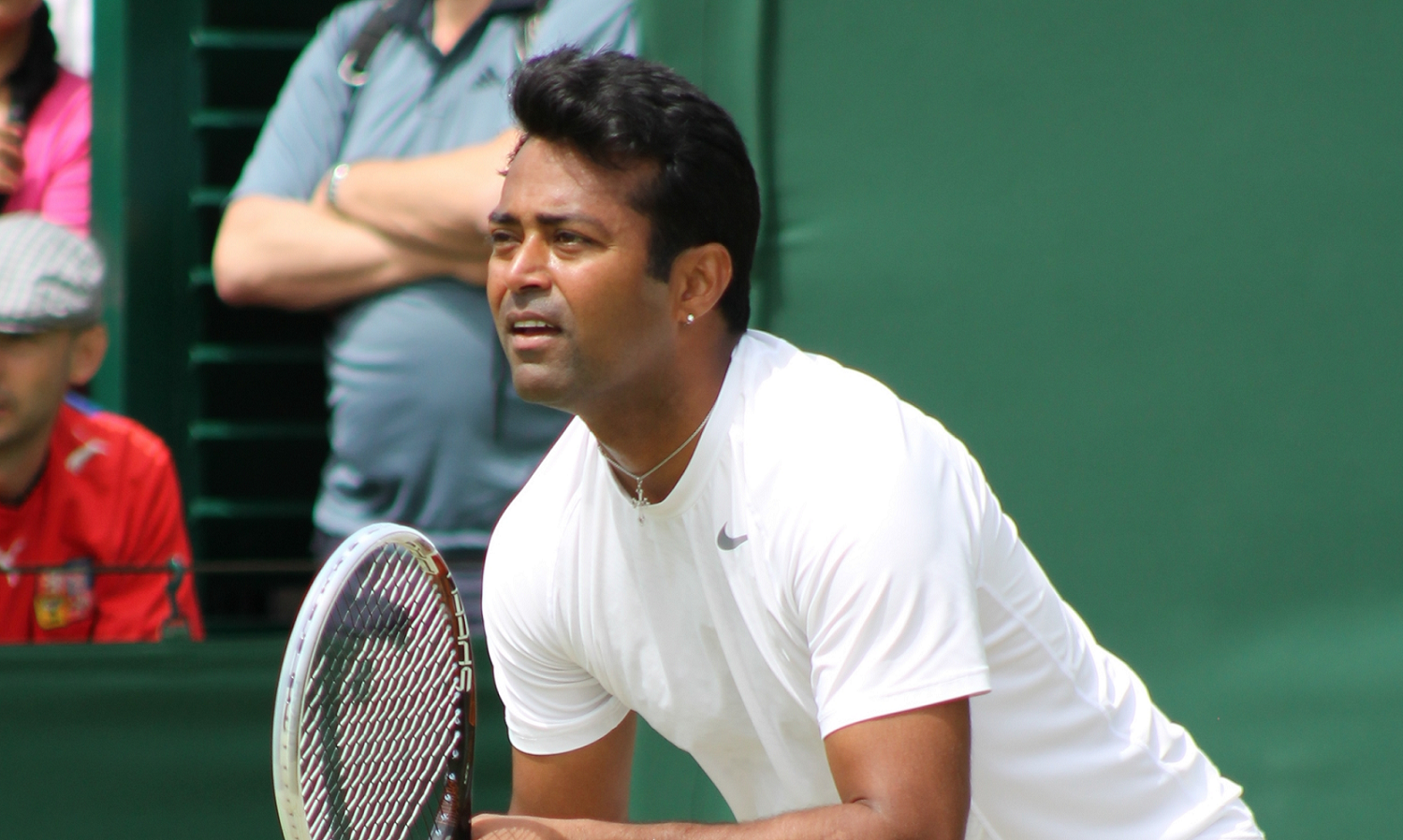 Here's Why Leander Paes Is Regarded As India's Best Tennis Player Ever