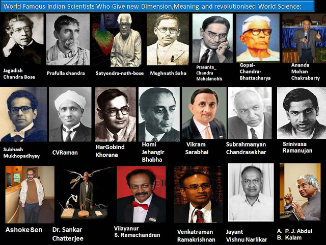 14 Indian Scientists Who Changed The World. And Things You Probably Didn't Know About Them!