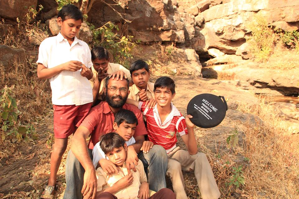 This Guy Left His High Paying IT Job To Teach Photography To Tribal Children