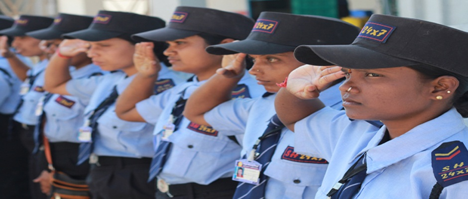 Did You Ever Think A Rural Woman Could Become A Security Guard? She Did!