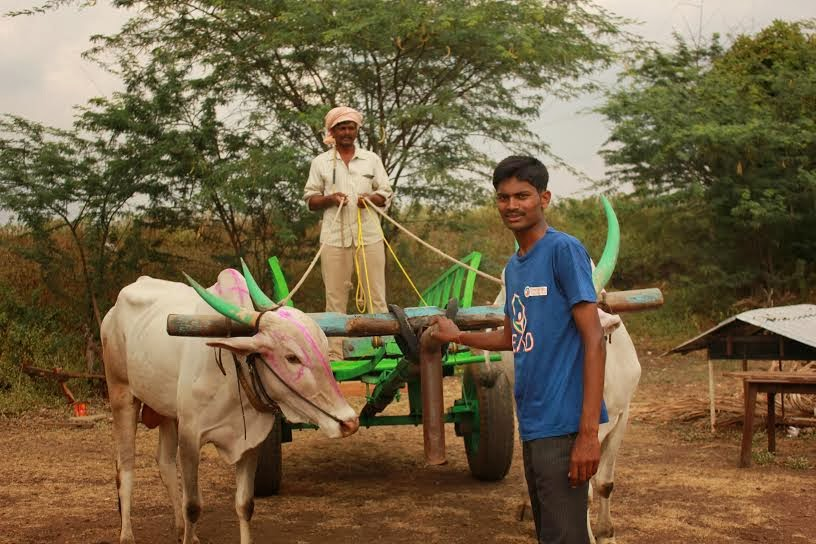The Young Rural Entrepreneur Who Is Helping Hundreds Of Farmers With His Low-Cost Innovations