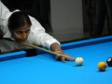 How Umadevi Transformed Herself From A Shy Typist To A Billiards World Champion