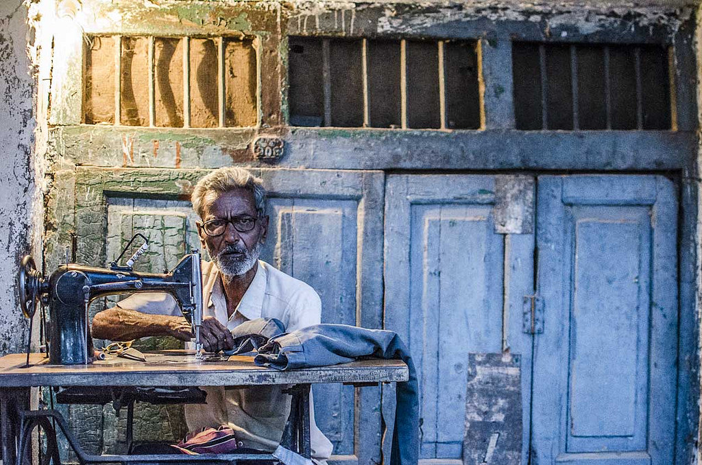 TBI Invisible Heroes Of Everyday: The Tailor At The End Of The Road