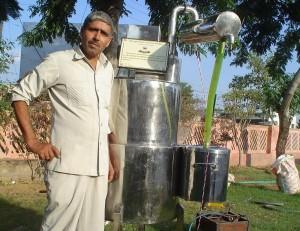 multi-purpose fruit and herb processing machine