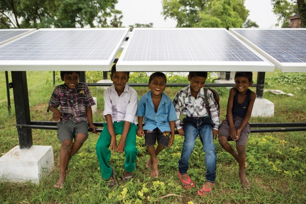 How Dharnai Left 30 Years Of Darkness And Became The First Fully Solar Powered Village In India