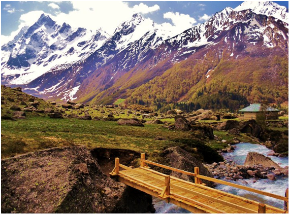 Summer, Winter, Monsoon Or Spring – Some Of India's Best #Trekking Routes For Every Season