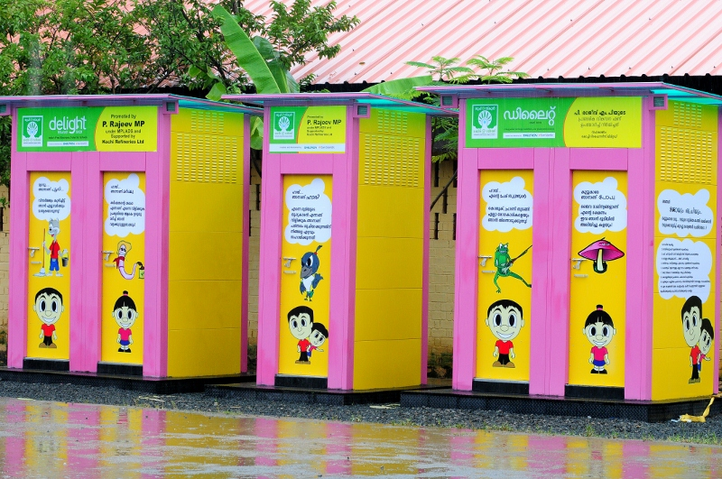 This eToilet Is Changing The Way Public Sanitation Works In India