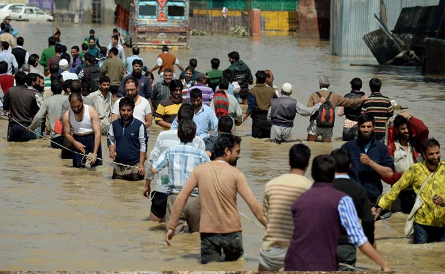 How The Whole Country Came Together For Jammu And Kashmir Flood Relief