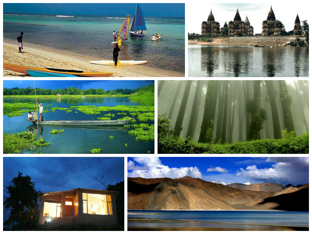 5 Lesser Known Tourist Destinations In India: Have You Visited Any Of These?