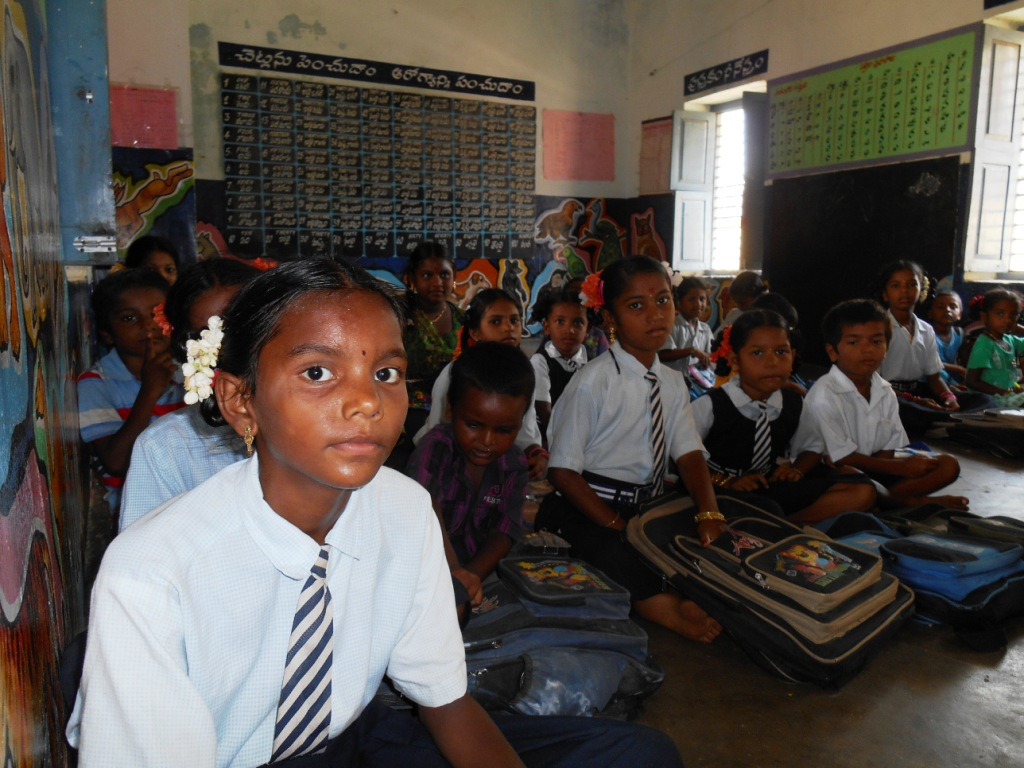 How RTE Helped Little Akangsha Go To A 'Big' School