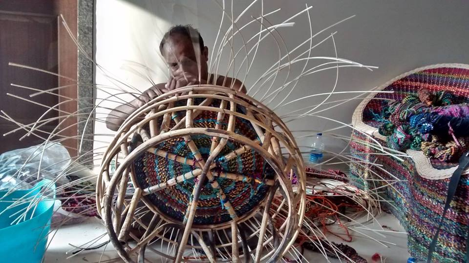 How Ignored Weavers And Used Tyres Came Together To Create A Unique Line Of Furniture