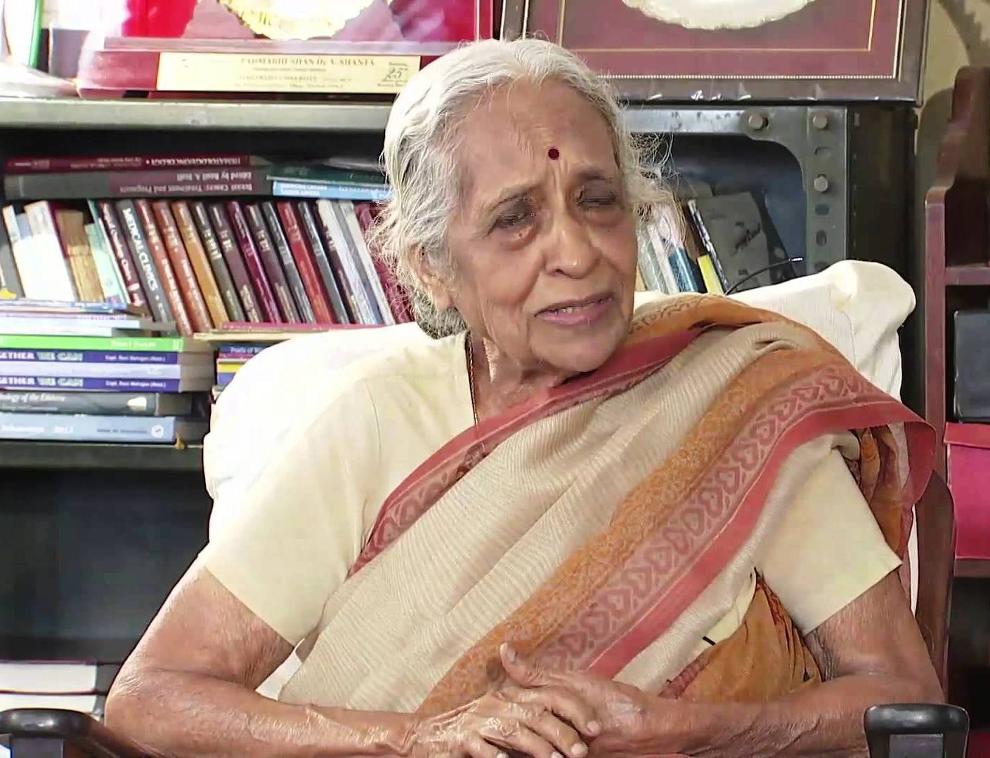 How Dr. Shanta, Grand Niece Of CV Raman, Is Making Cancer Care More Affordable In India