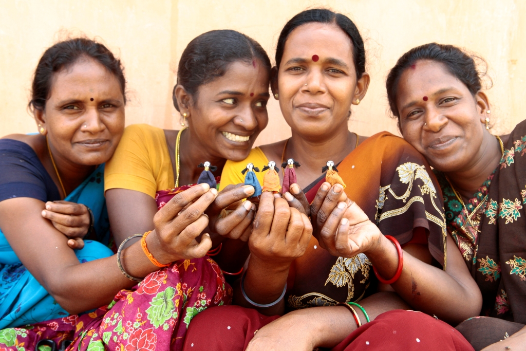 How A Doll Has Been Helping Tsunami Affected Women Rebuild Their Lives For 10 Years Now!