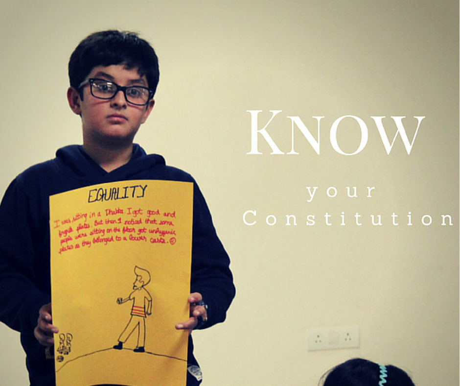Don't Know Much About The Indian Constitution? 2 Hours In This Citizen Cafe Is All You Need!