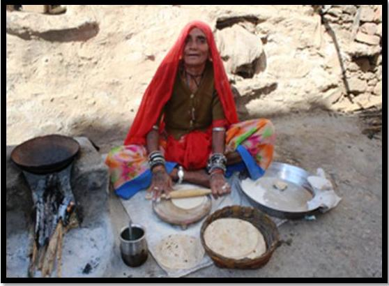 In Tribal Rajasthan Women Use This 'Special' Flour For Good Health