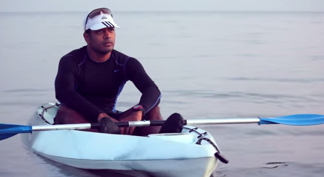 This Engineer Took A Sabbatical, Started Kayaking And Is Now An International Contender!