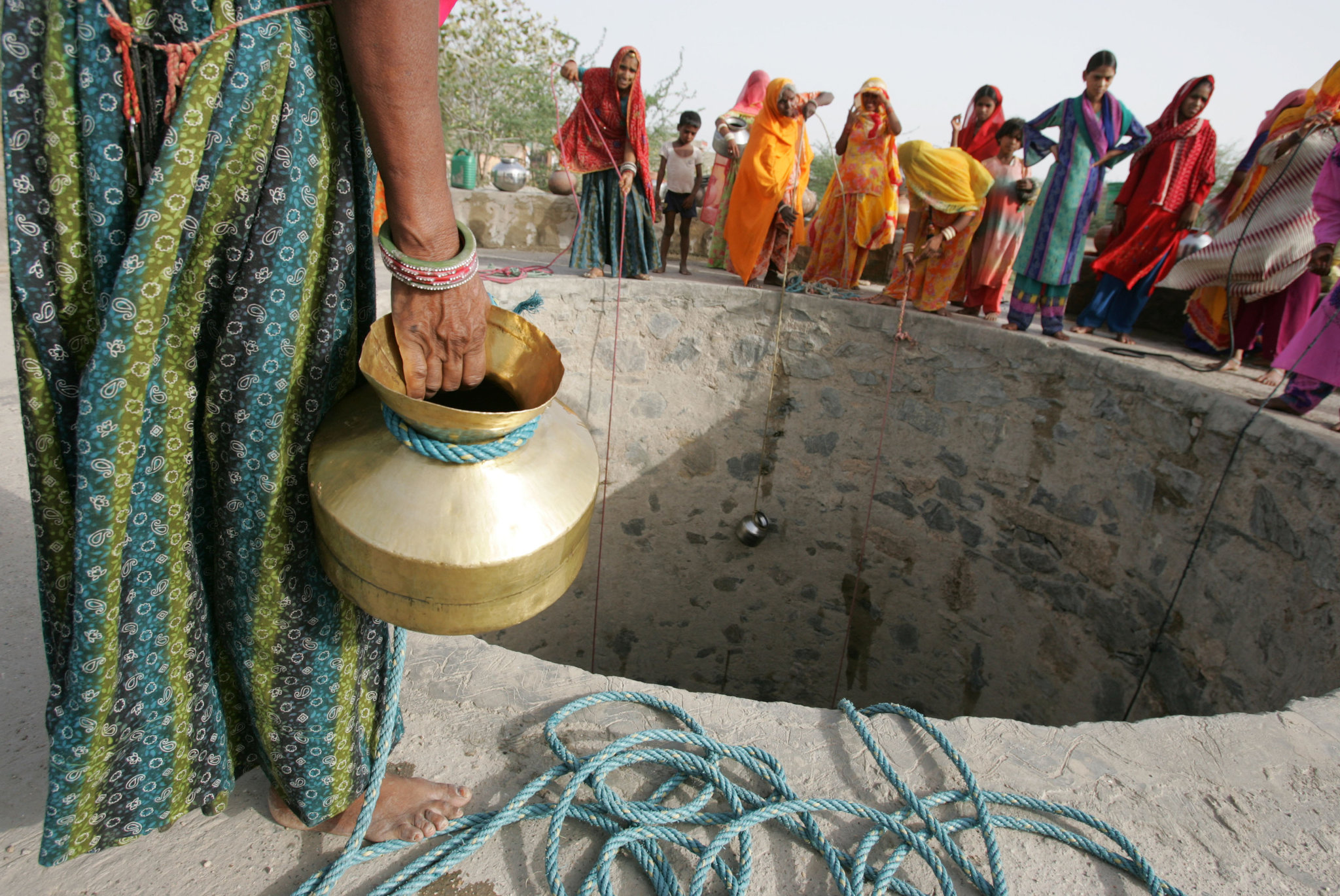 Here's How To Make A Village Go From Zero Water to Abundant Water In Just 3 Years!