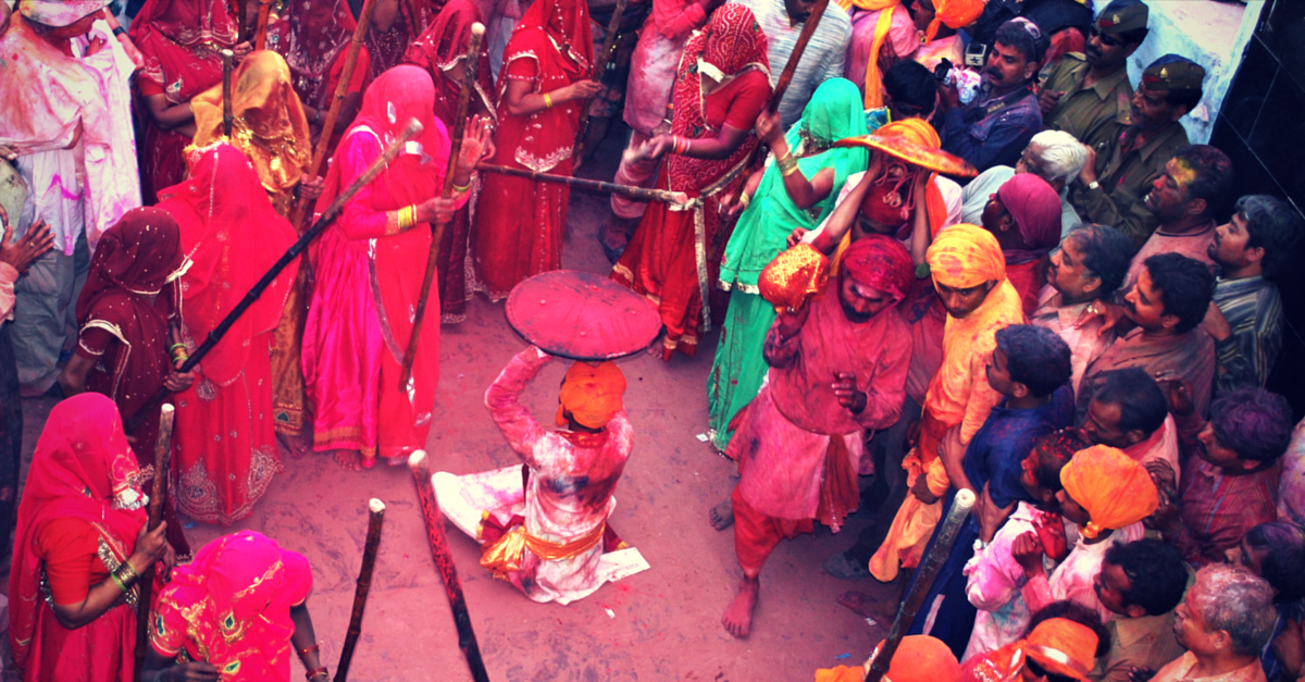 How Women Of Barsana Came Together To Ensure A More Decent And Fun Lathmaar Holi