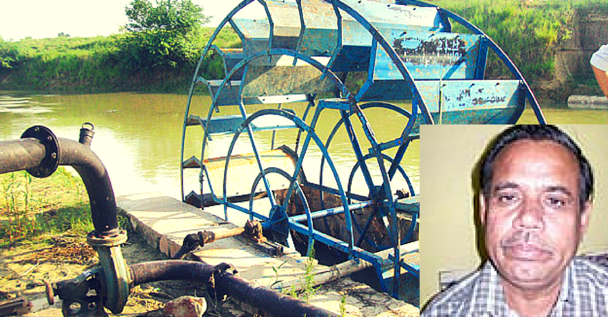 The Farmer Who Designed The Revolutionary Turbine That Can Pump Water Without Electricity Or Diesel