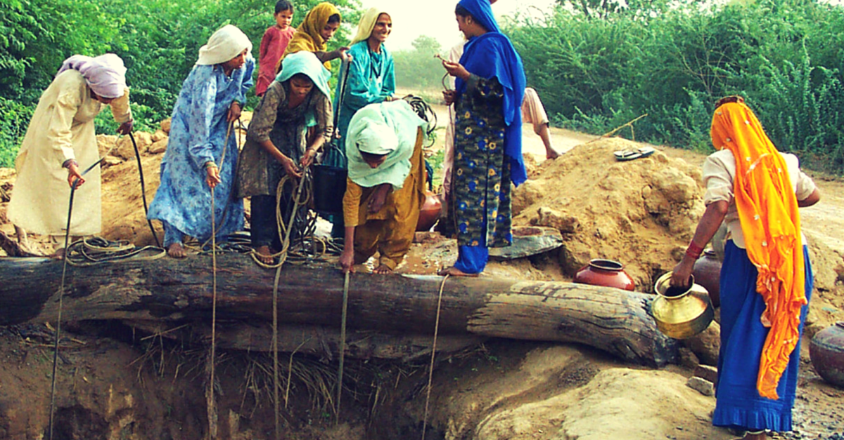 How Women Of Ratanpura Village Turned It Into A 100 Percent Open Defecation Free Zone