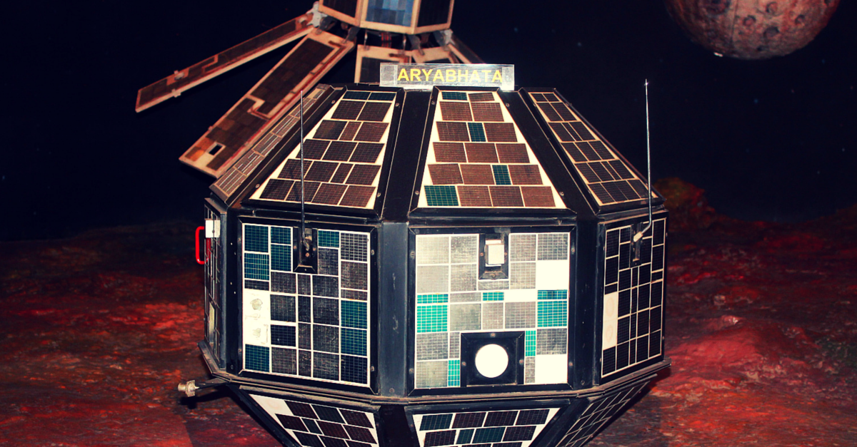 10 Things You Probably Didn't Know About India's First Satellite And The Man It Was Named After