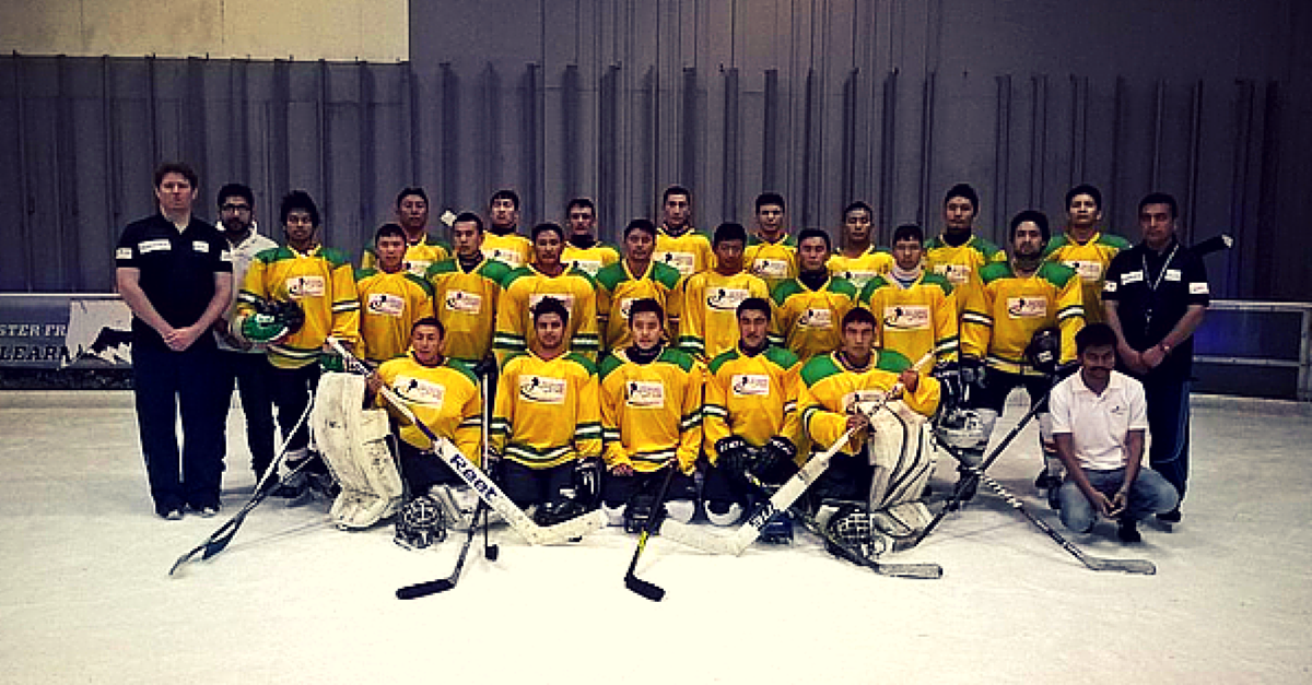 How The Unknown Indian Ice Hockey Team Raised INR 5 Lakhs In 8 Days Through Crowd Funding & Twitter