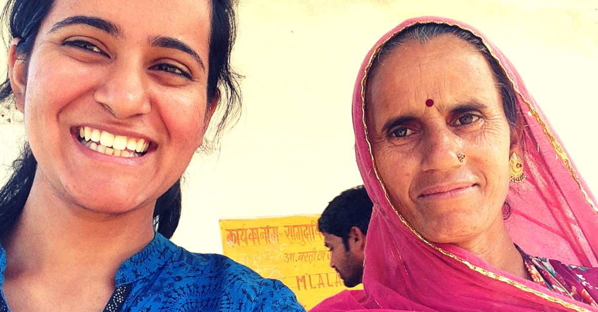 Why Nupur Left Her CA Course Midway To Make Biomass Briquettes In Rural Rajasthan