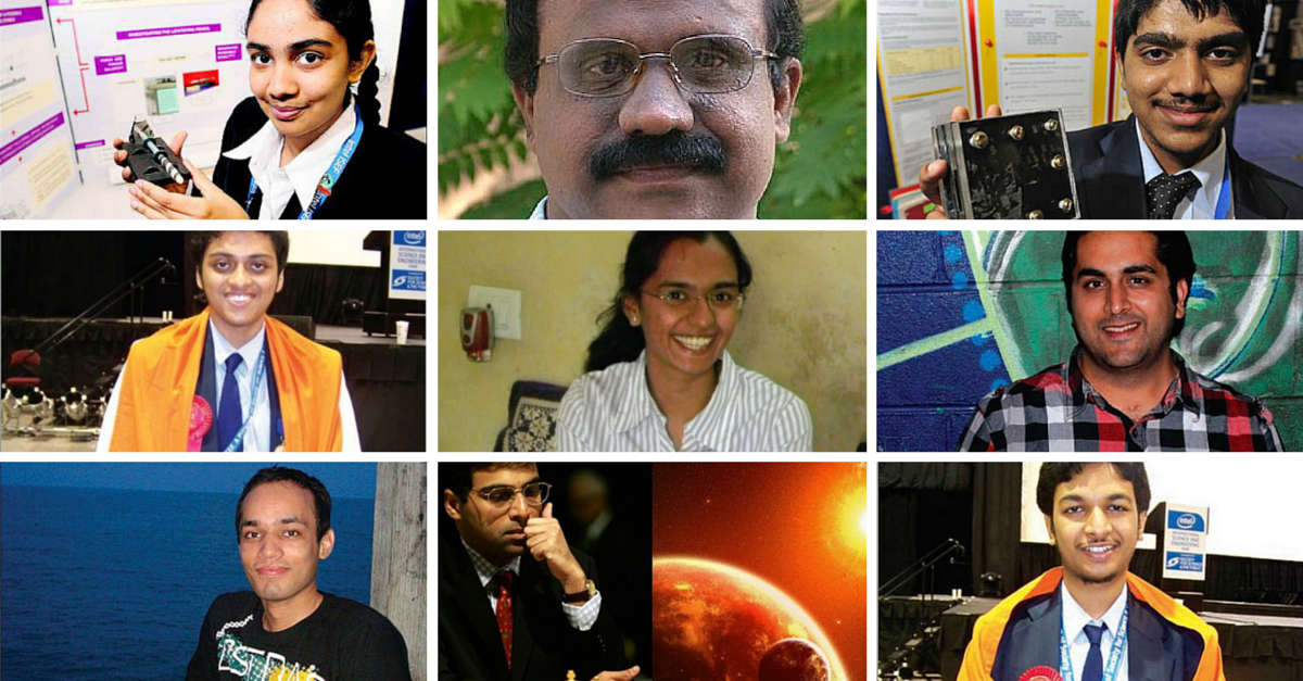 9 Indians who have Minor Planets named after them