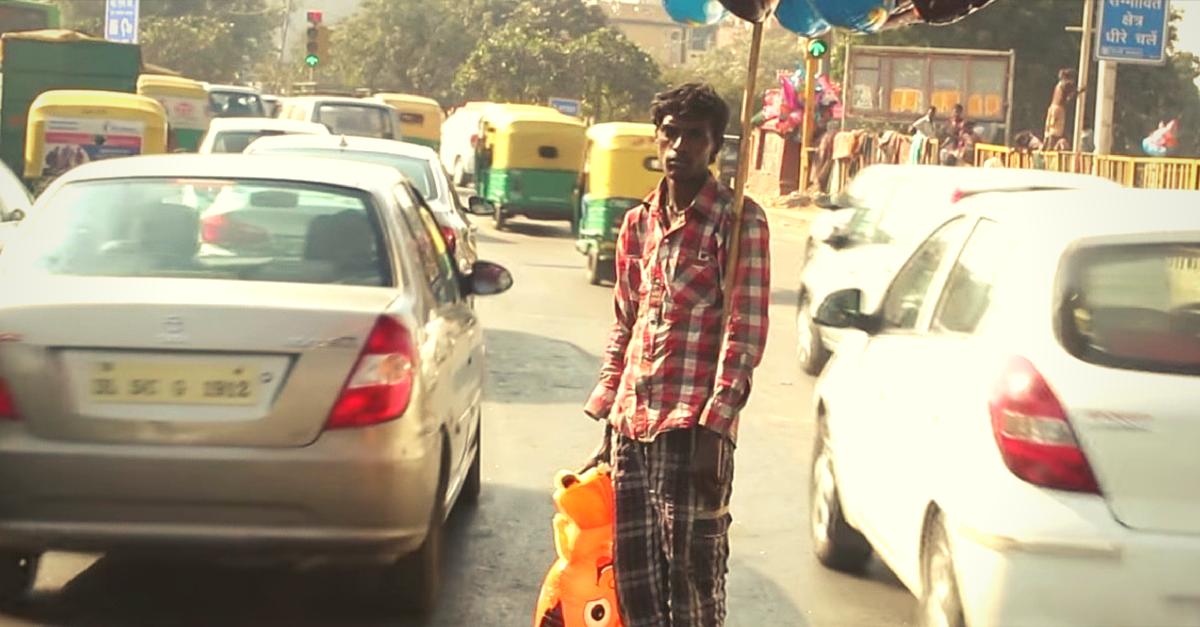 VIDEO: I Am Rakesh Kumar. And I Am Not A Beggar.