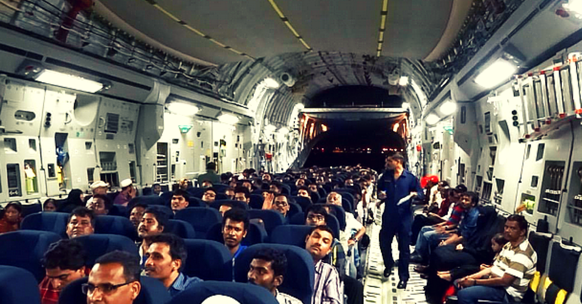 India Evacuates 3300 Nationals From Yemen And Is All Set To Help 26 Other Countries Now!