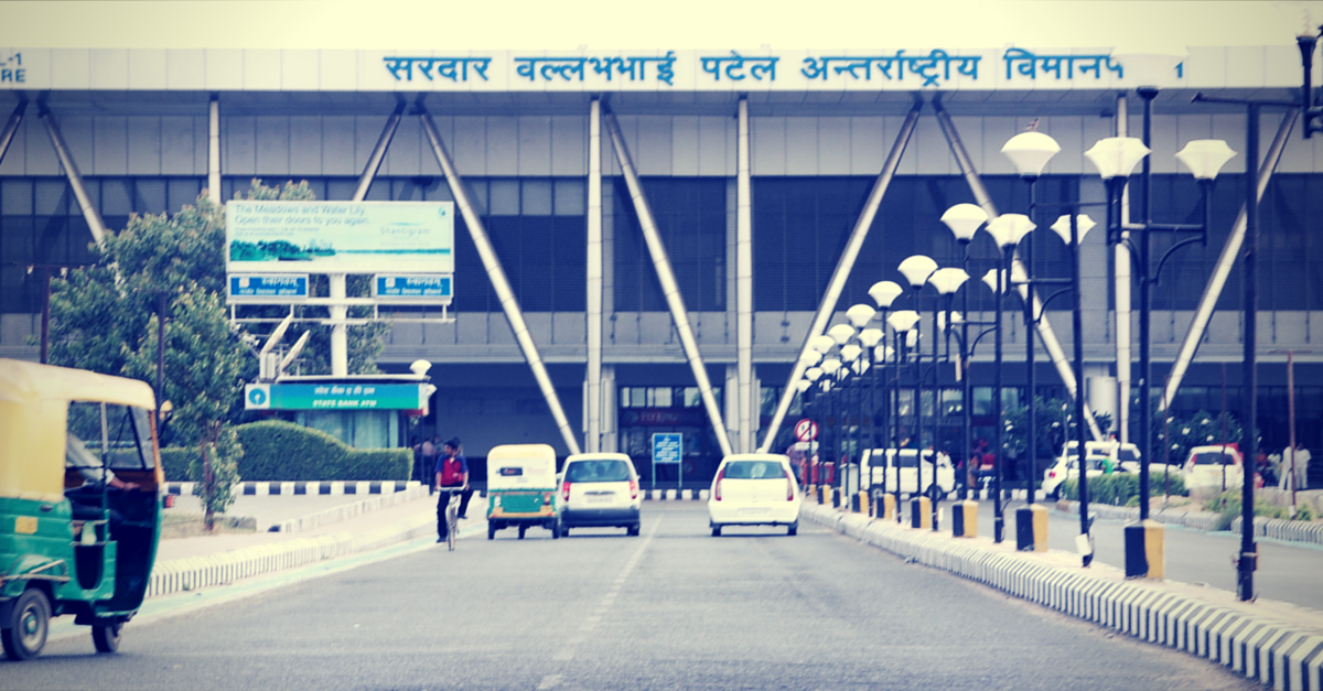 Ahmedabad airport to run on solar power