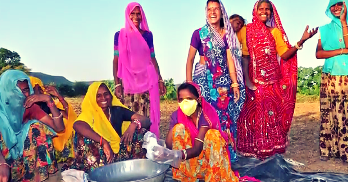 How A Mobile Phone is Revolutionizing the Lives of Soya Farmers in Rajasthan