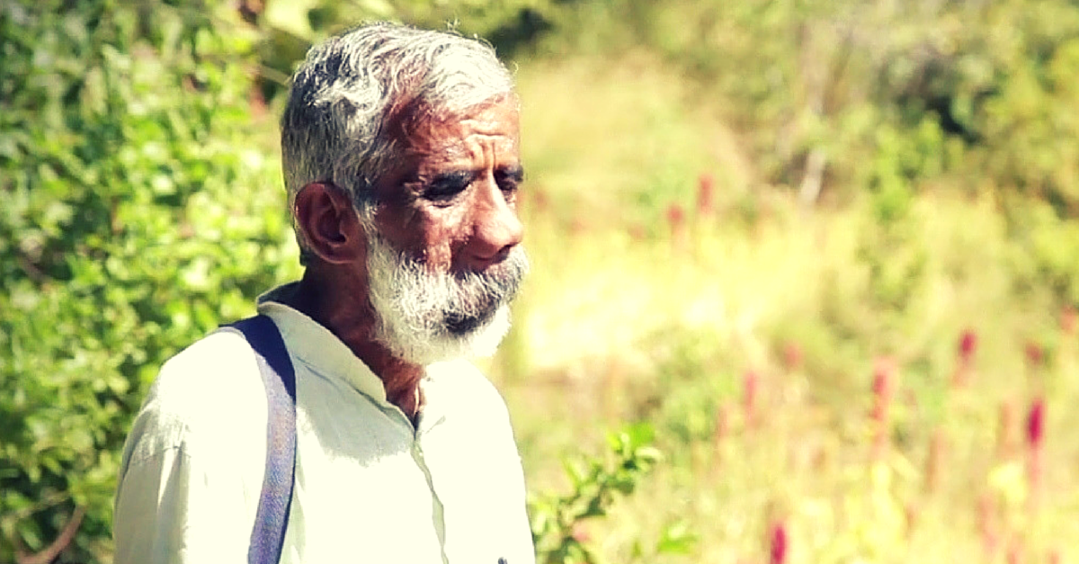 VIDEO: One man's revolutionary movement is saving 3.5 million farmers in Uttarakhand from starvation