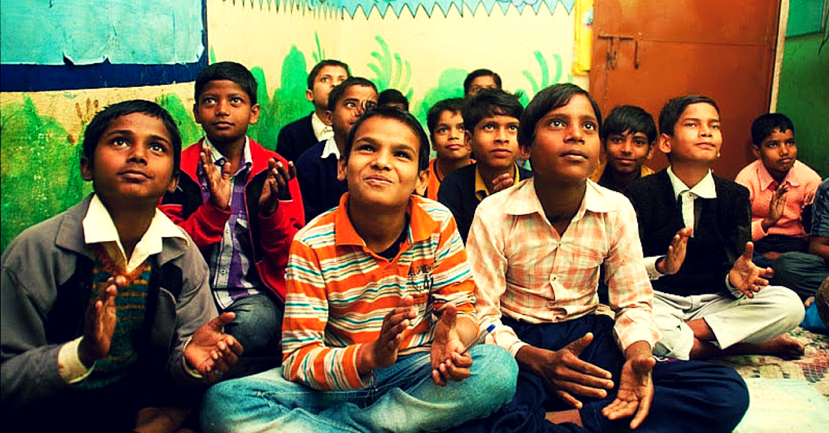 A Smartphone converted into a Keyboard is Bringing Classrooms to Life in Rural India