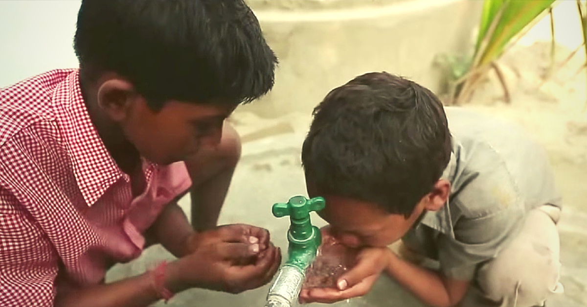 VIDEO: This Innovative Technology is Providing Clean Drinking Water in 500 Villages of Bihar