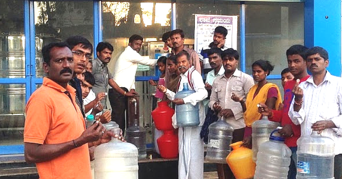 How to Become a Social Entrepreneur for Just Rs.99K and Help Solve India's Drinking Water Crisis