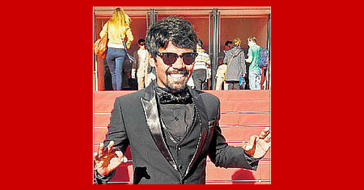 The Indian who might be the Youngest Directorial Débutante in Cannes