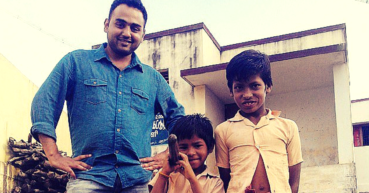 The Chemical Engineer who Quit his Job to help Millet Farmers in Rural Tamil Nadu