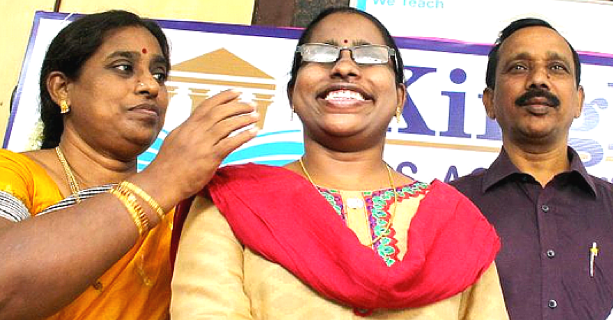 10 Incredible Things you must know about NL Beno Zephine, India's First Visually Impaired IFS Officer
