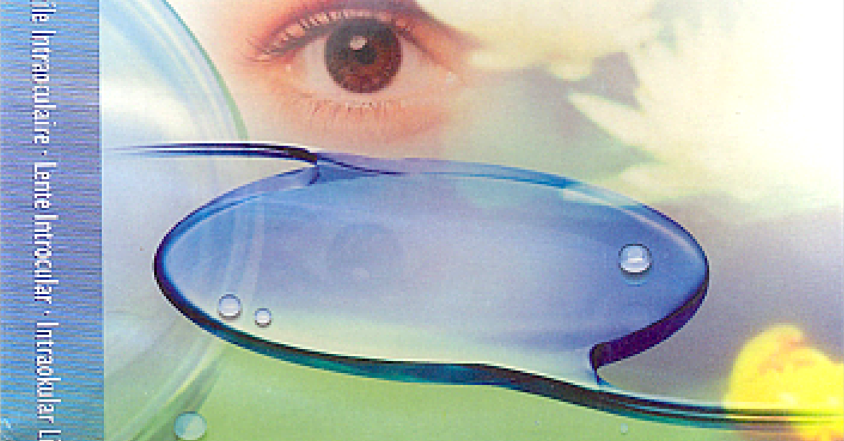 Intra Ocular Lenses that Cost a Tenth of Imported Ones and can help Millions of Cataract Patients